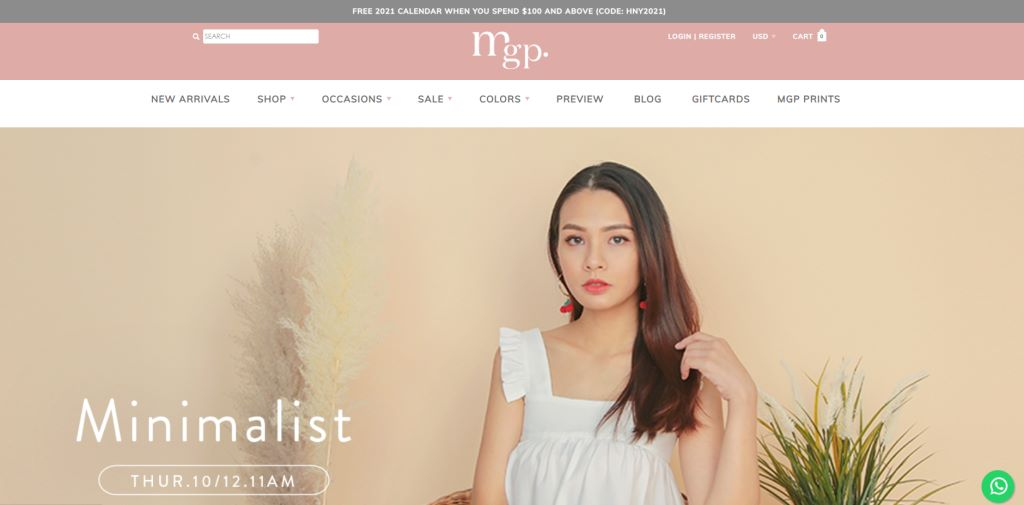 MGP Label Top Fast Fashion Retailers in Singapore