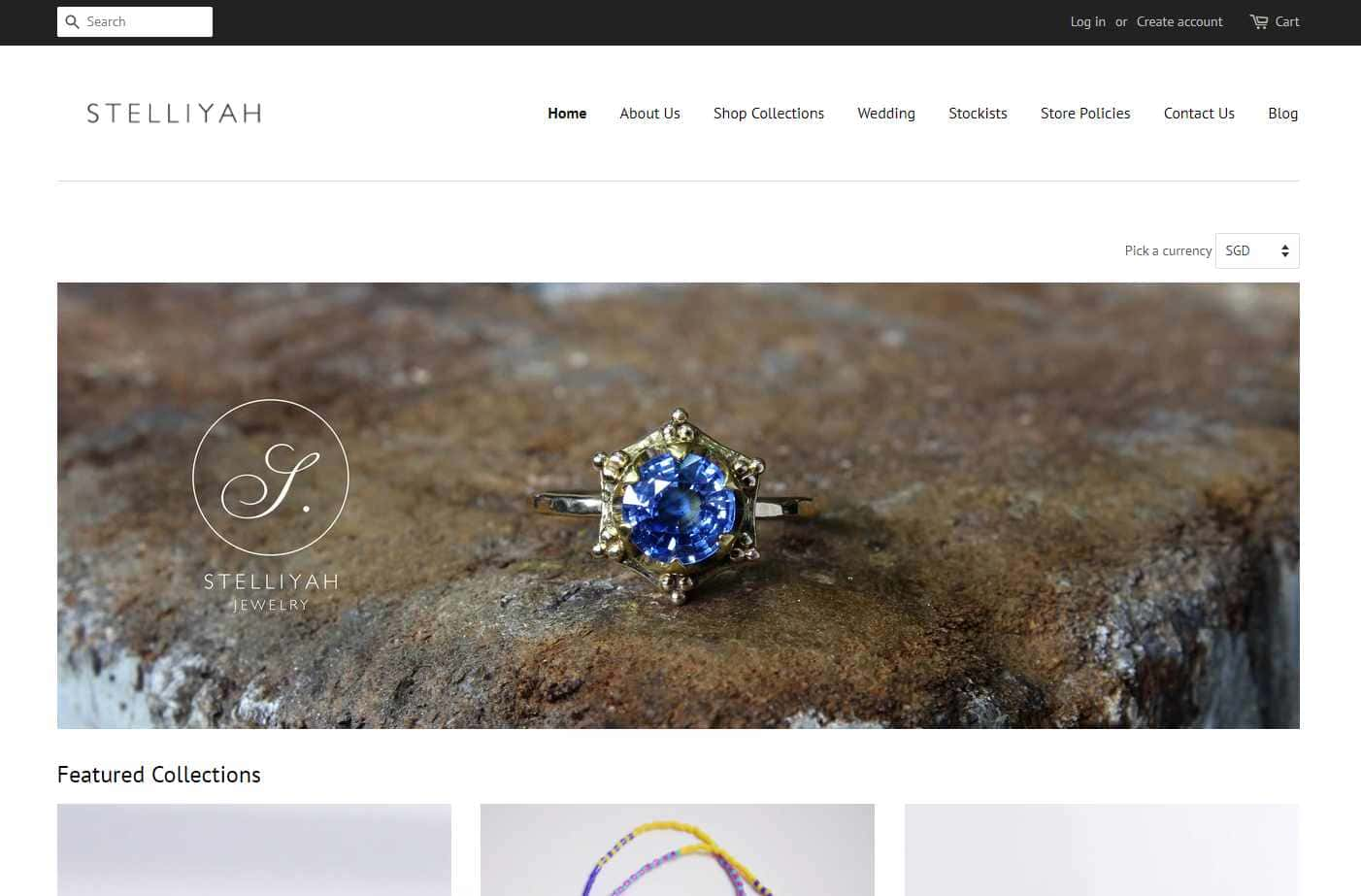 Stelliyah Top Jewellery Stores in Singapore