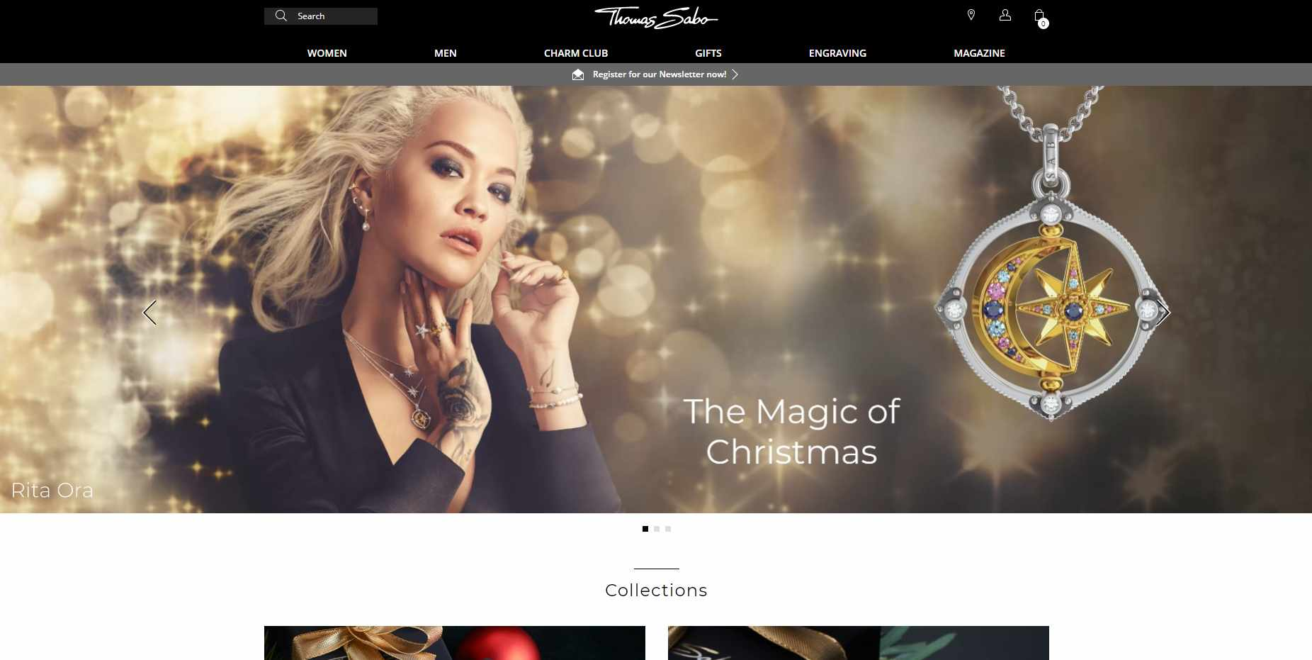 Thomas Sabo Top Jewellery Stores in Singapore