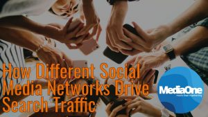 How Different Social Media Networks Drive Search Traffic