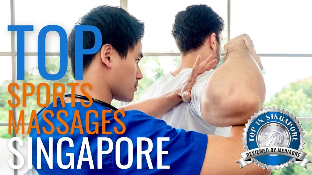 Top Sports Massages in Singapore