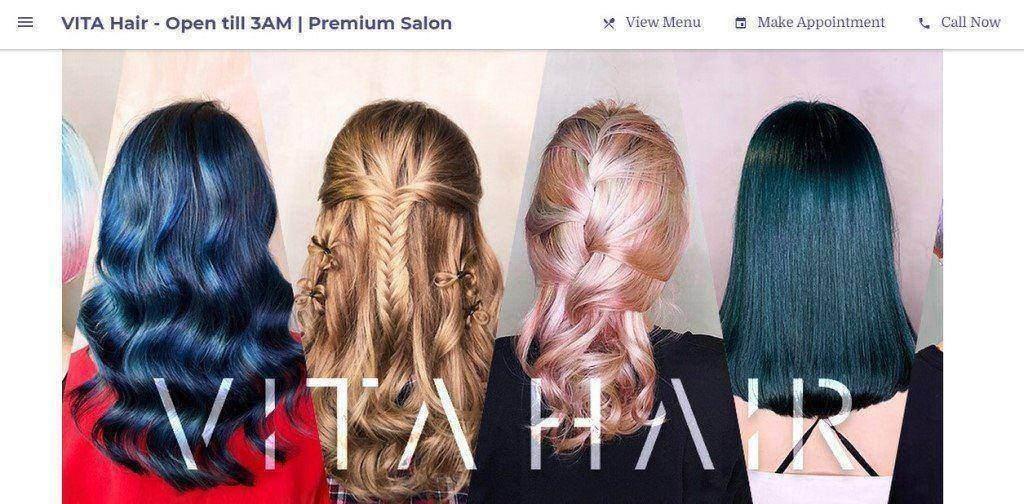 Vita Hair Top Hair Extension Salons in Singapore