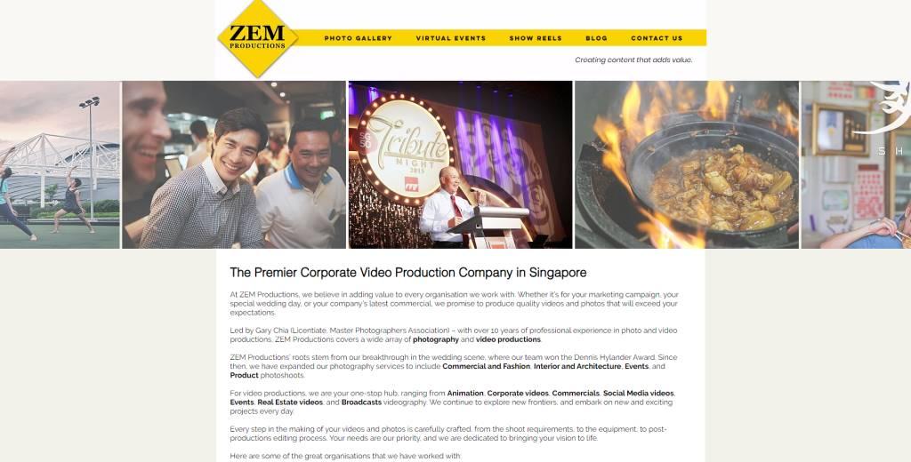 Zem Top Webinar Service Providers in Singapore
