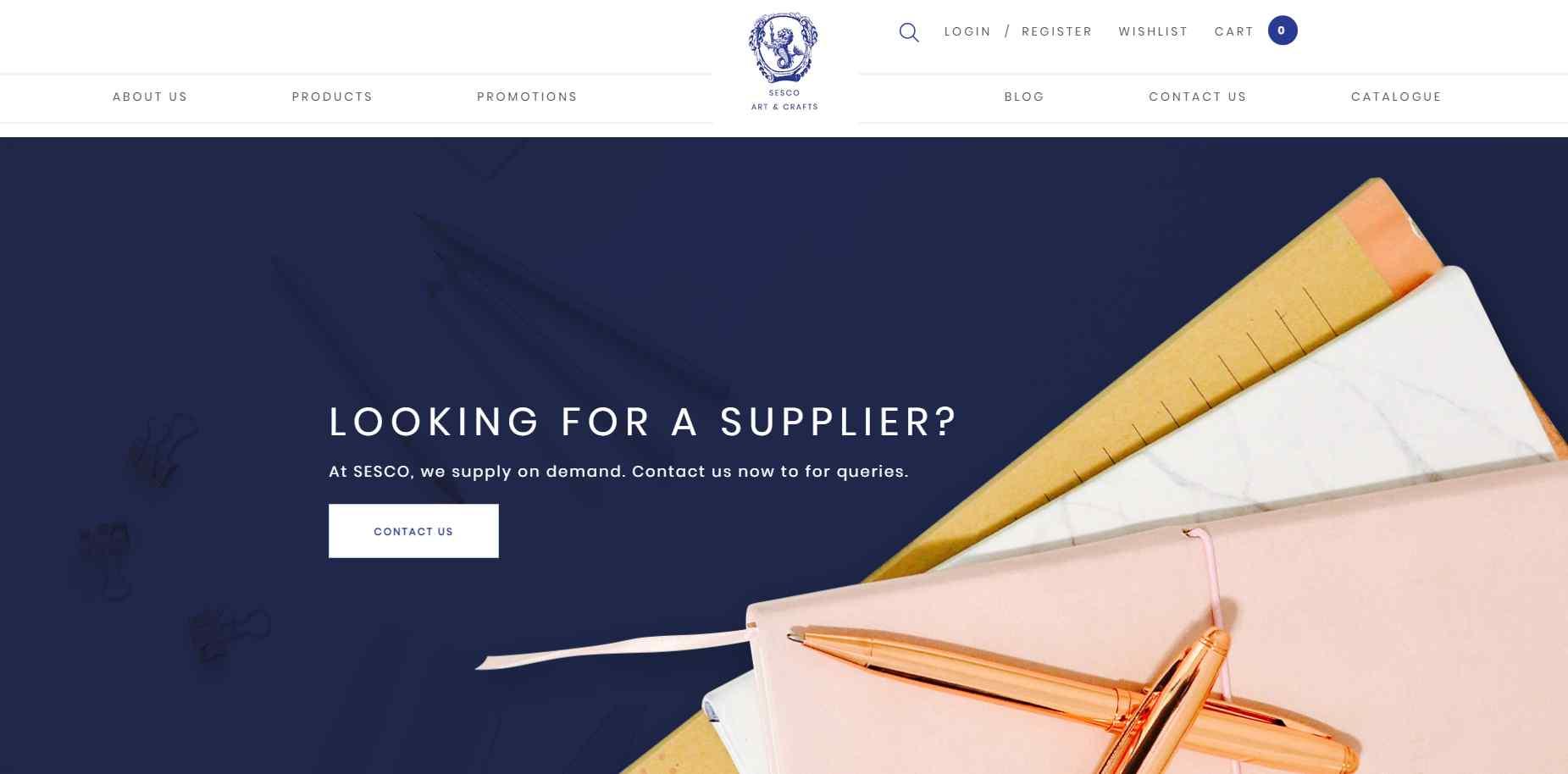 sesco Top Art Supplies Stores In Singapore