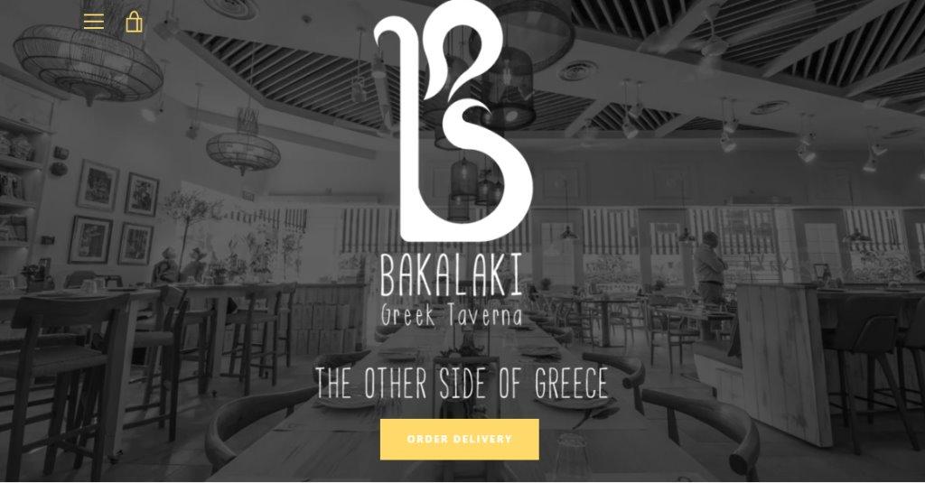 Bakalaki Top Greek Restaurants in Singapore