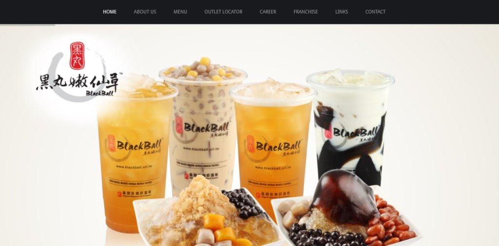Blackball Top Taiwanese Food Eateries in Singapore