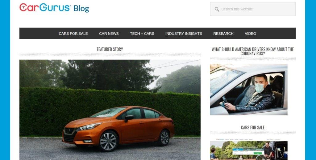 Car Gurus Top Auto Blogs in Singapore