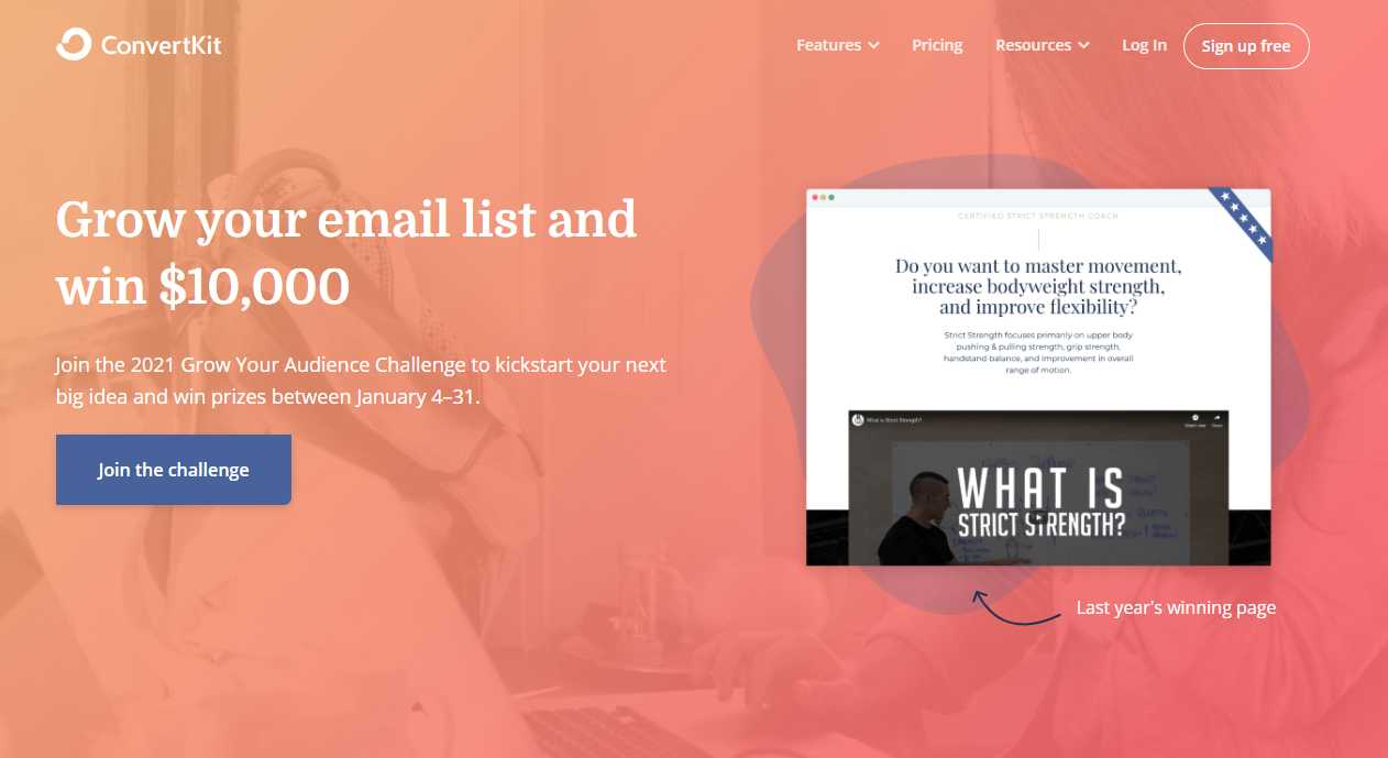 ConvertKit Top 30 Email Marketing Software