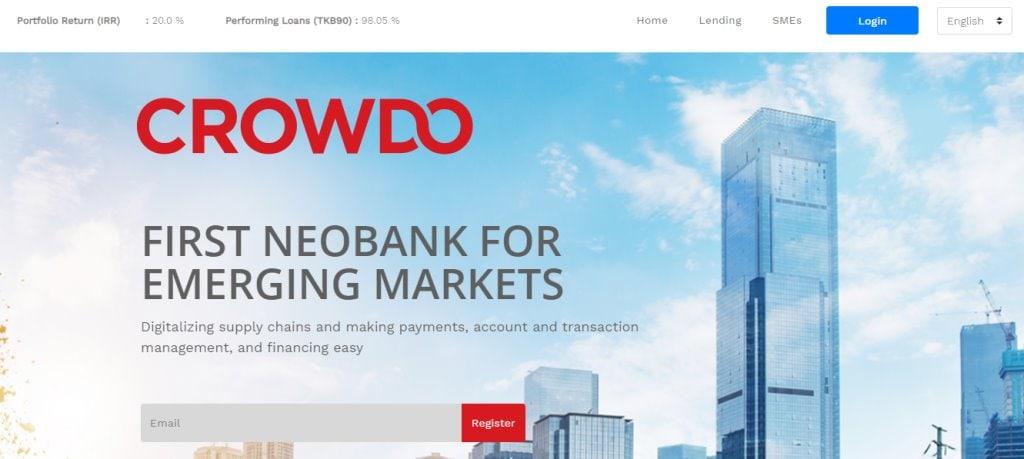 Crowdo Top Fintech Service Providers in Singapore