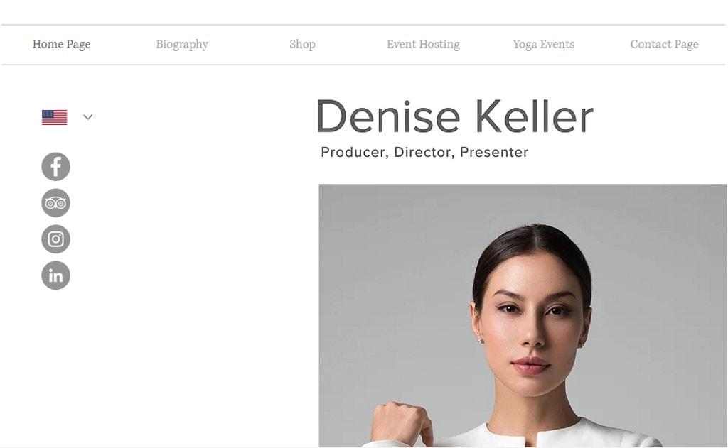 Denise Keller Top Fitness Blogs in Singapore