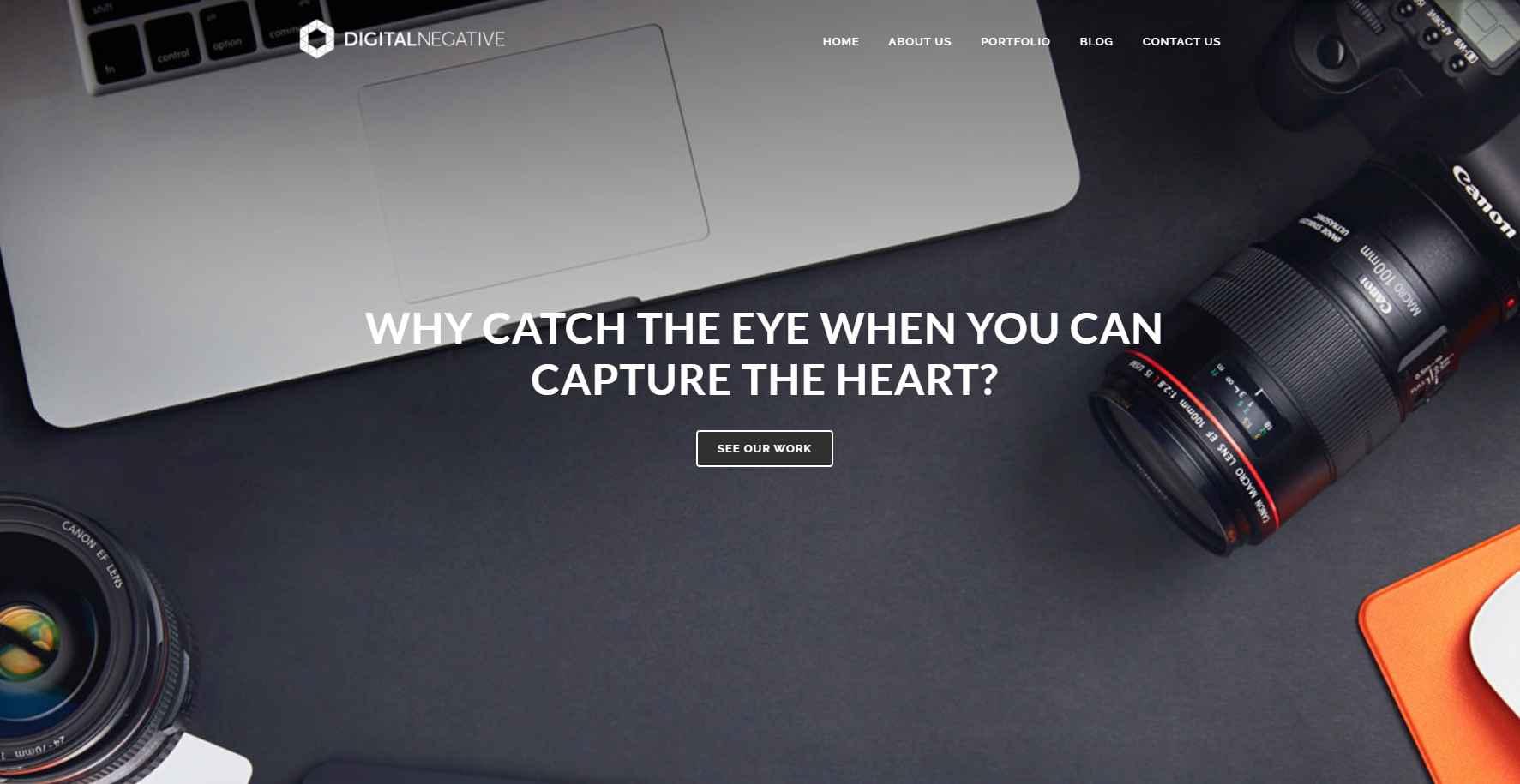 Digital Negative Top Portrait Photography Studios in Singapore