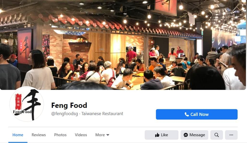 Feng Food Top Taiwanese Food Eateries in Singapore