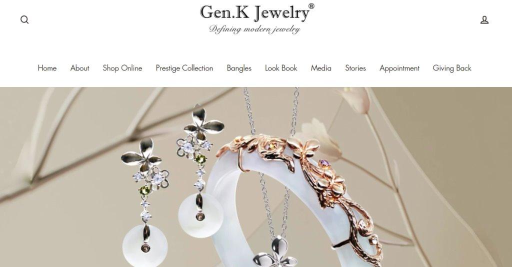 Gen K Jewelry Top Custom Bracelet Stores in Singapore