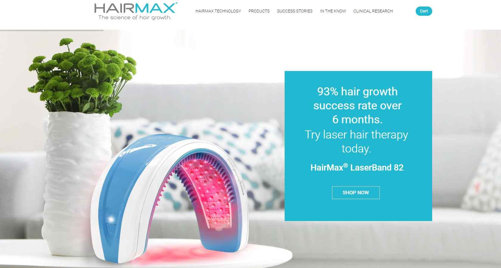 Hair MAx Top Hair Loss Treatment Clinics in Singapore