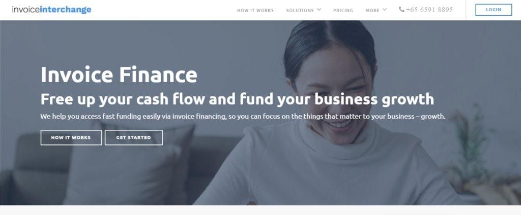 Invoice Top Fintech Service Providers in Singapore