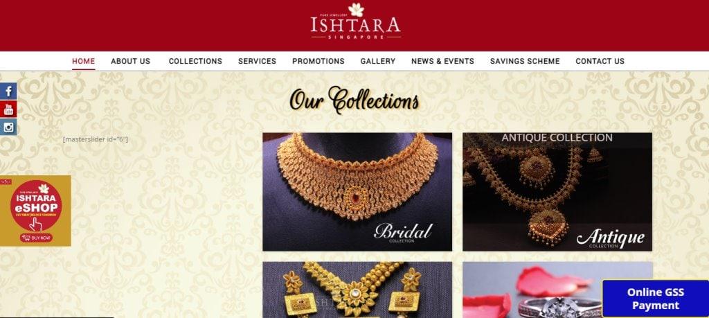 Ishtara Top Piercing Parlours in Singapore