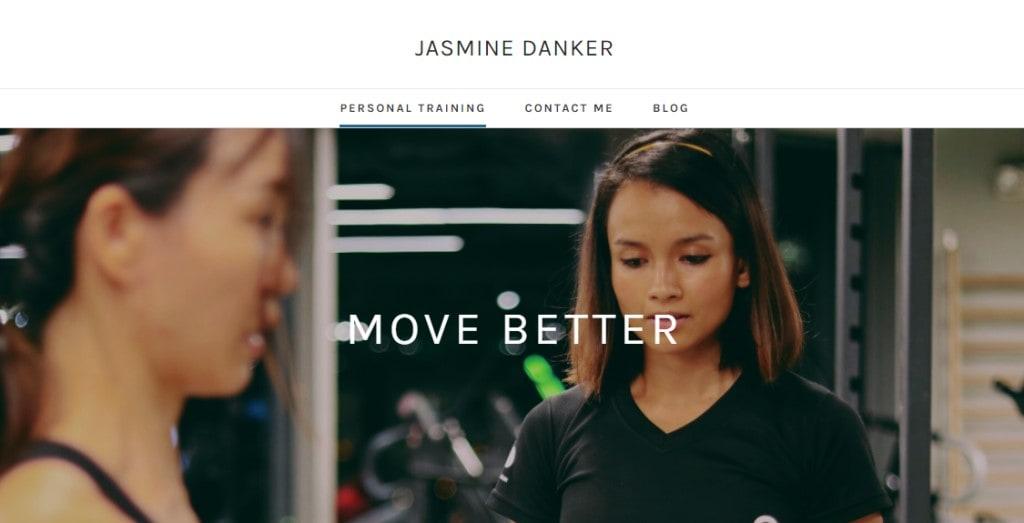 Jasmine Danker Top Fitness Blogs in Singapore