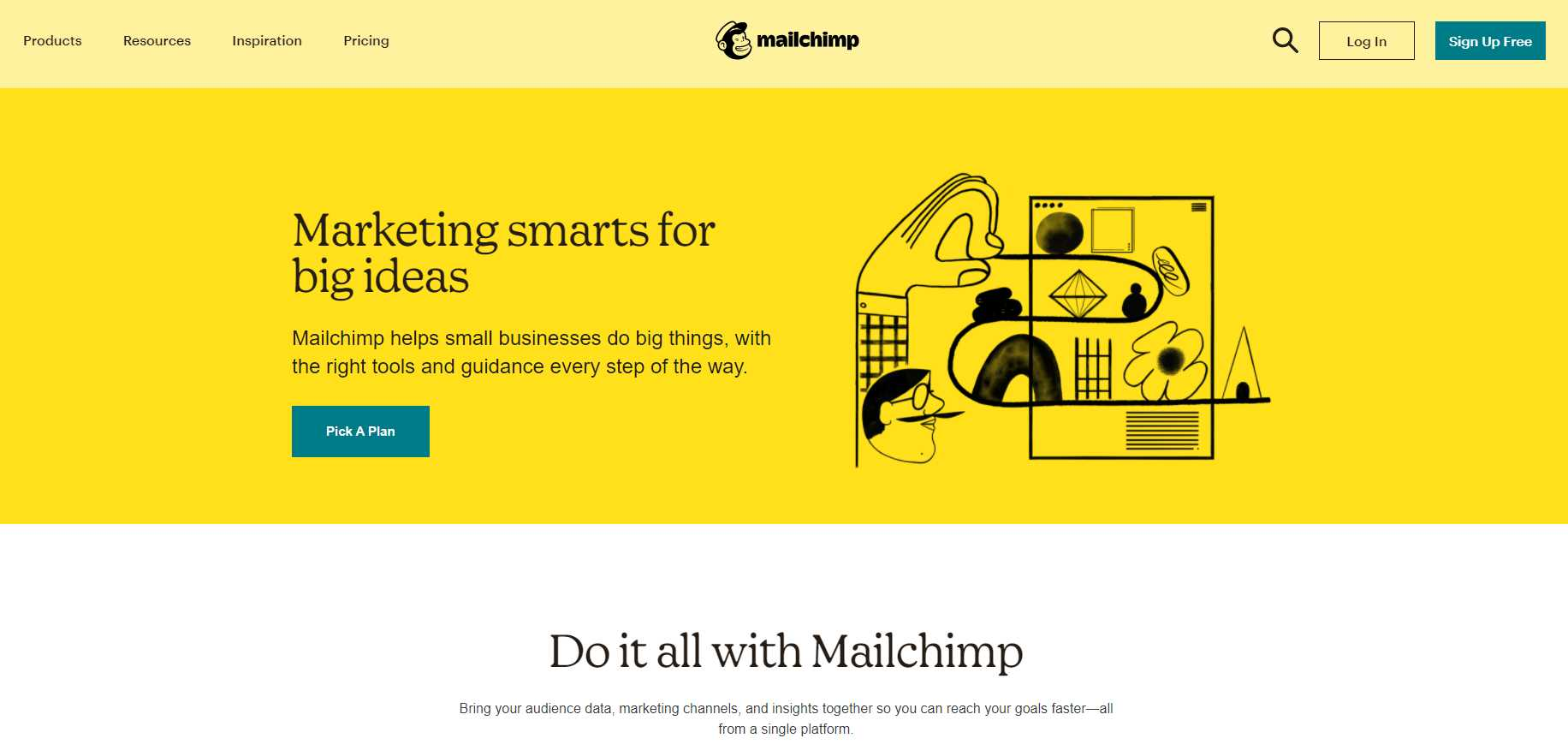 Mail chimp Top 30 Email Marketing Software