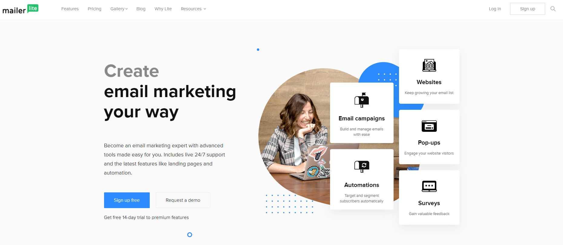 Mailerlite Top 30 Email Marketing Software