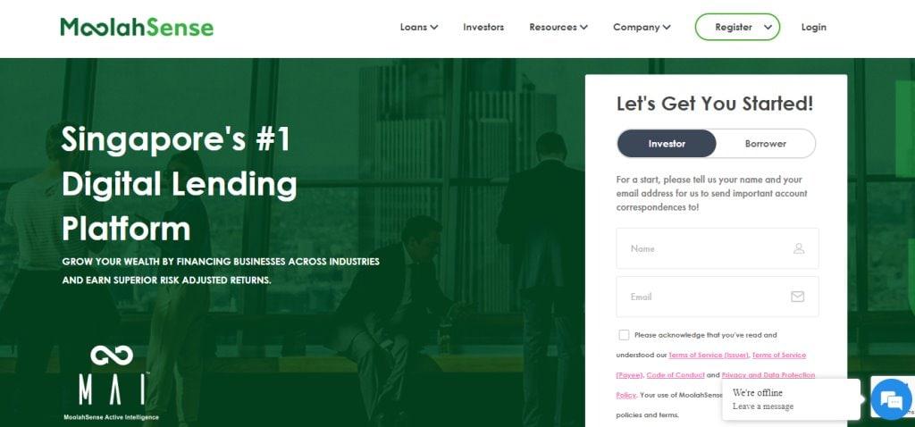 Moolah Sense Top Fintech Service Providers in Singapore