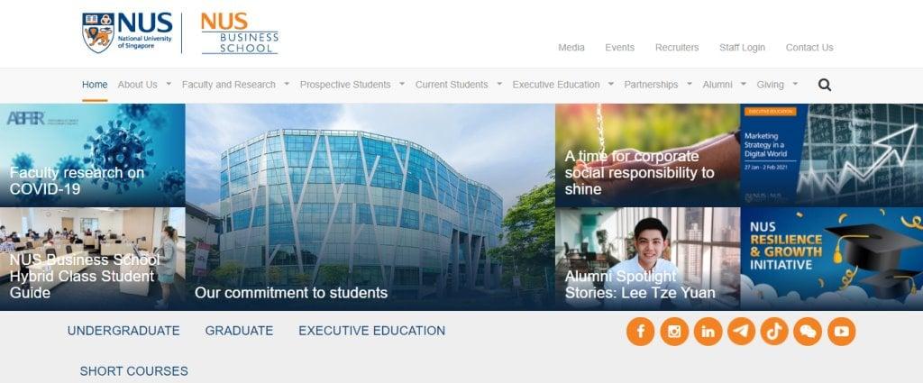 NUS Top Professional Certification Training Providers in Singapore