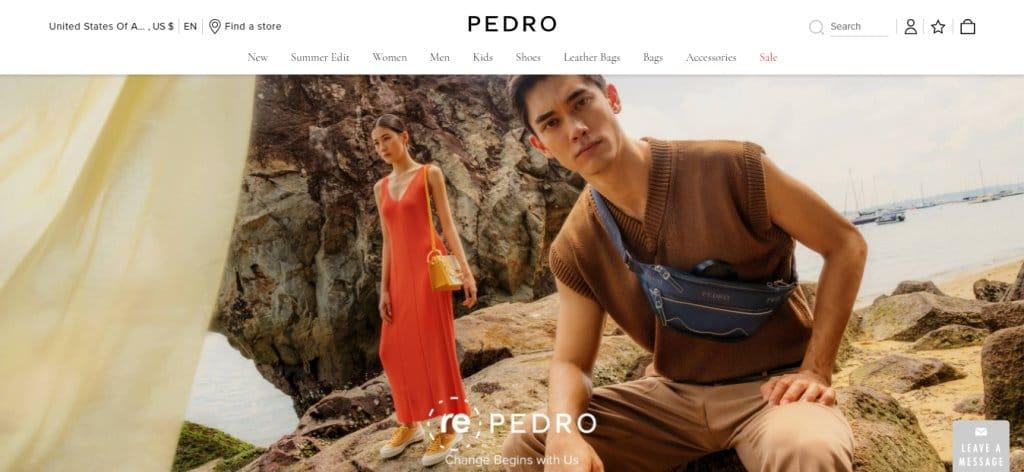 Pedro Top Briefcase Stores in Singapore