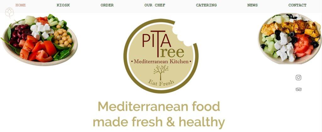 Pita Tree Top Greek Restaurants in Singapore