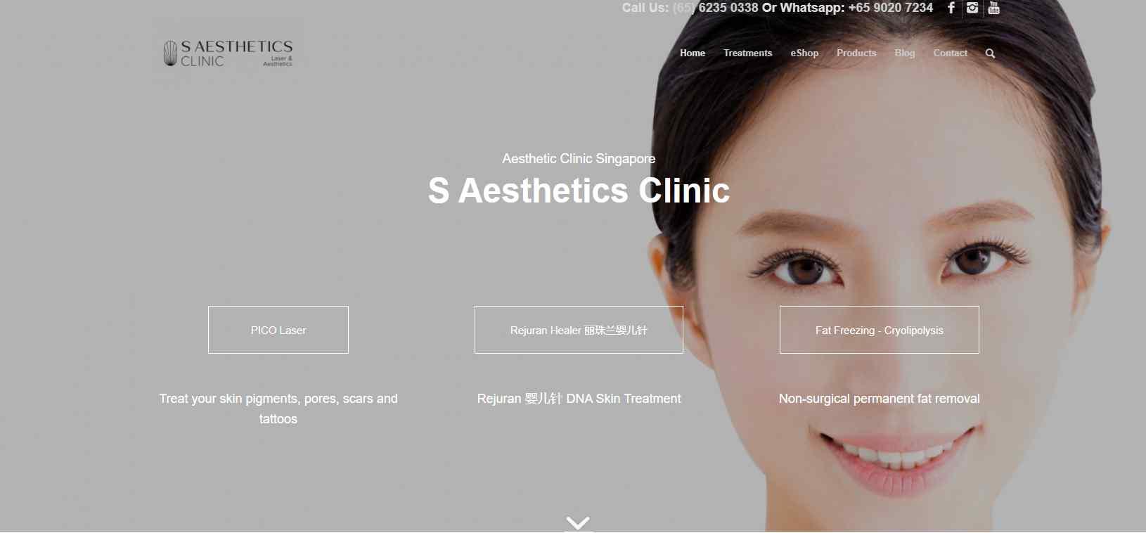 S Aesthetics Top Hair Loss Treatment Clinics in Singapore