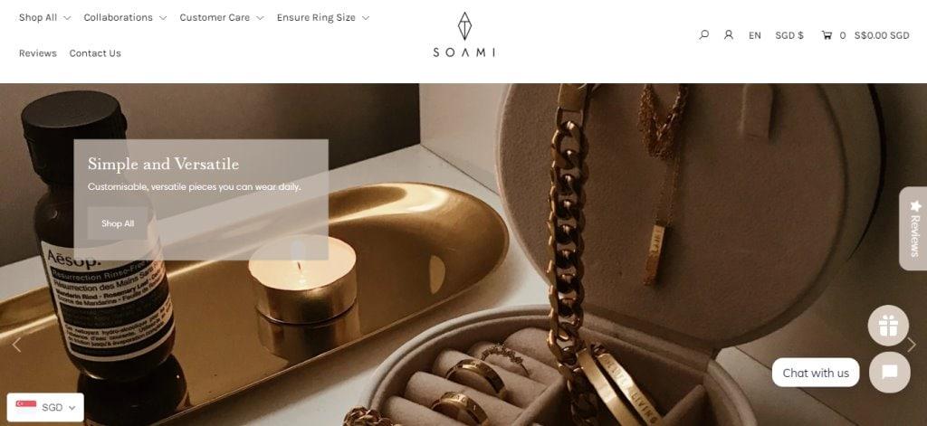 Soami Top Custom Bracelet Stores in Singapore