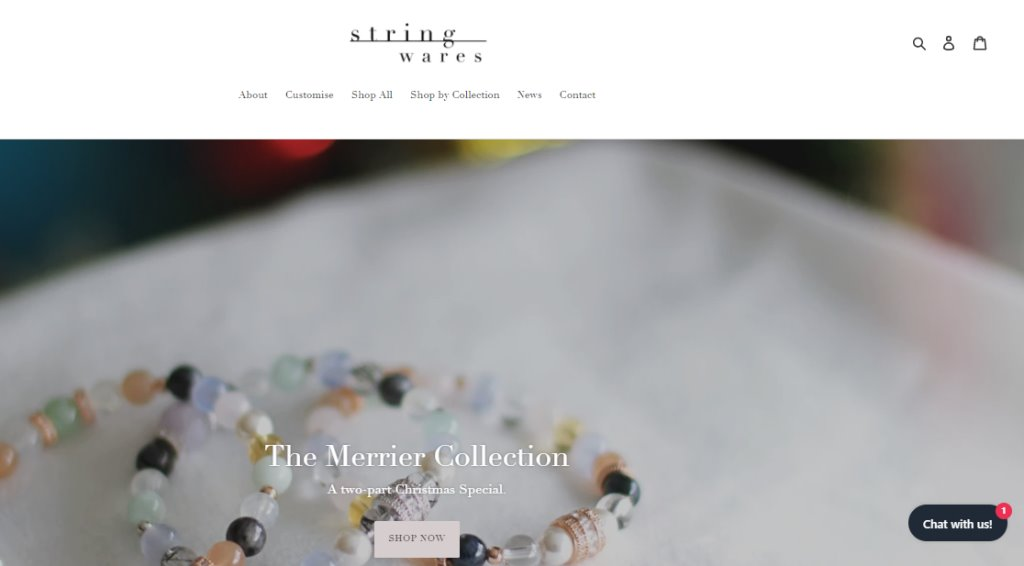 String wares Top Custom Bracelet Stores in Singapore