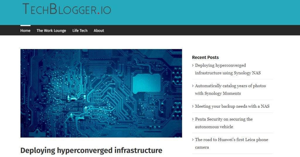 Tech Blogger io Top Tech Blogs in Singapore