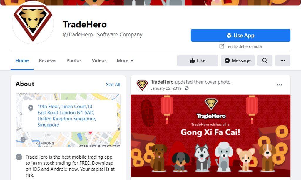 Trade Hero Top Fintech Service Providers in Singapore
