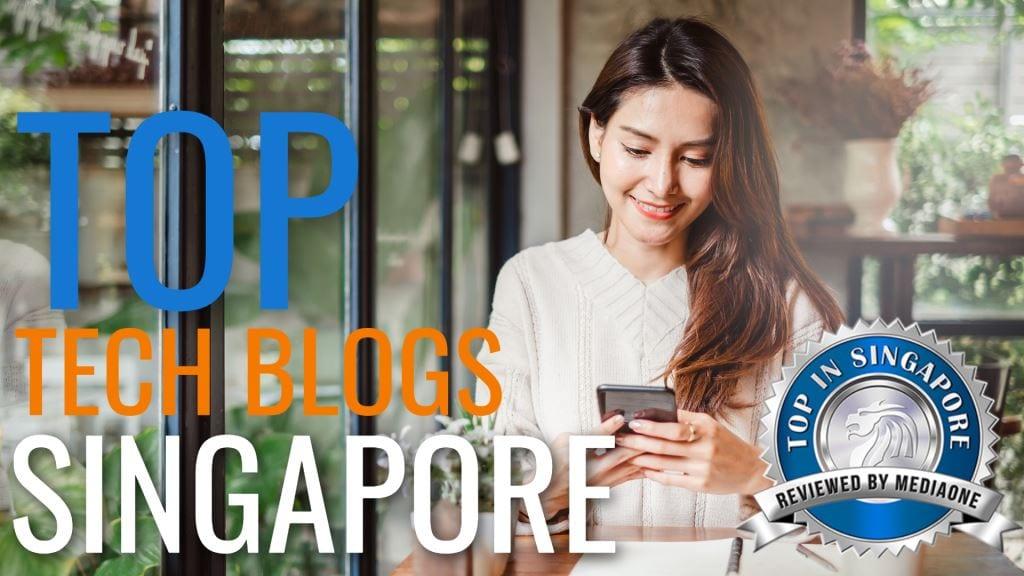 Top Tech Blogs in Singapore
