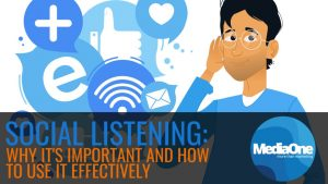 Social Listening: Why It's Important and How To Use It Effectively