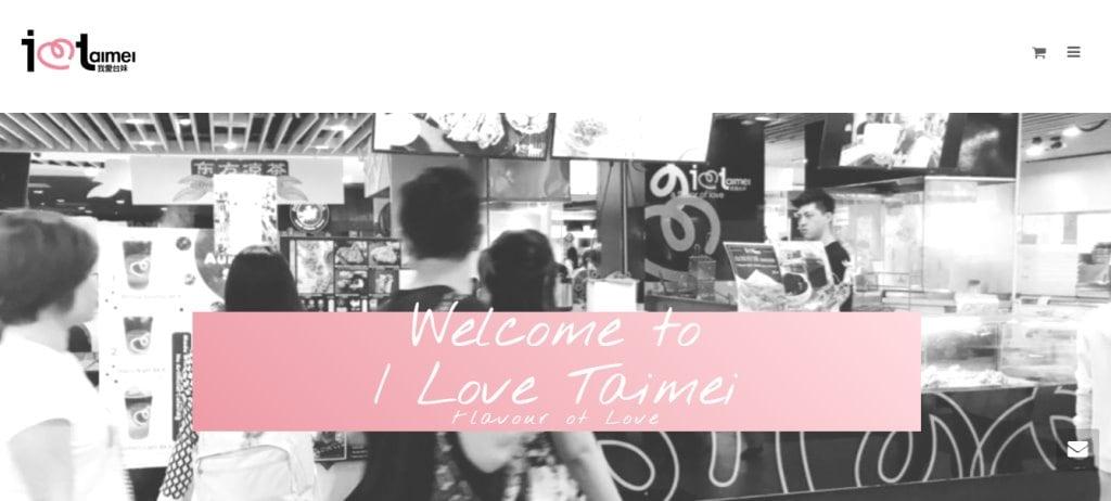 i Love Taimei Top Taiwanese Food Eateries in Singapore