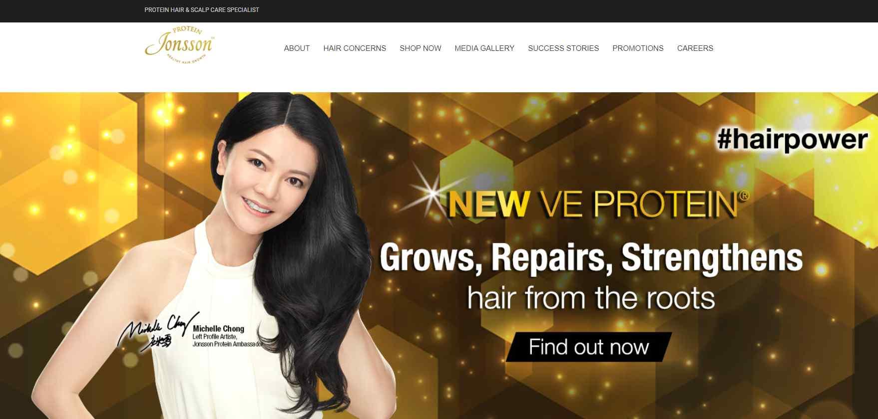 jonsson Top Hair Loss Treatment Clinics in Singapore