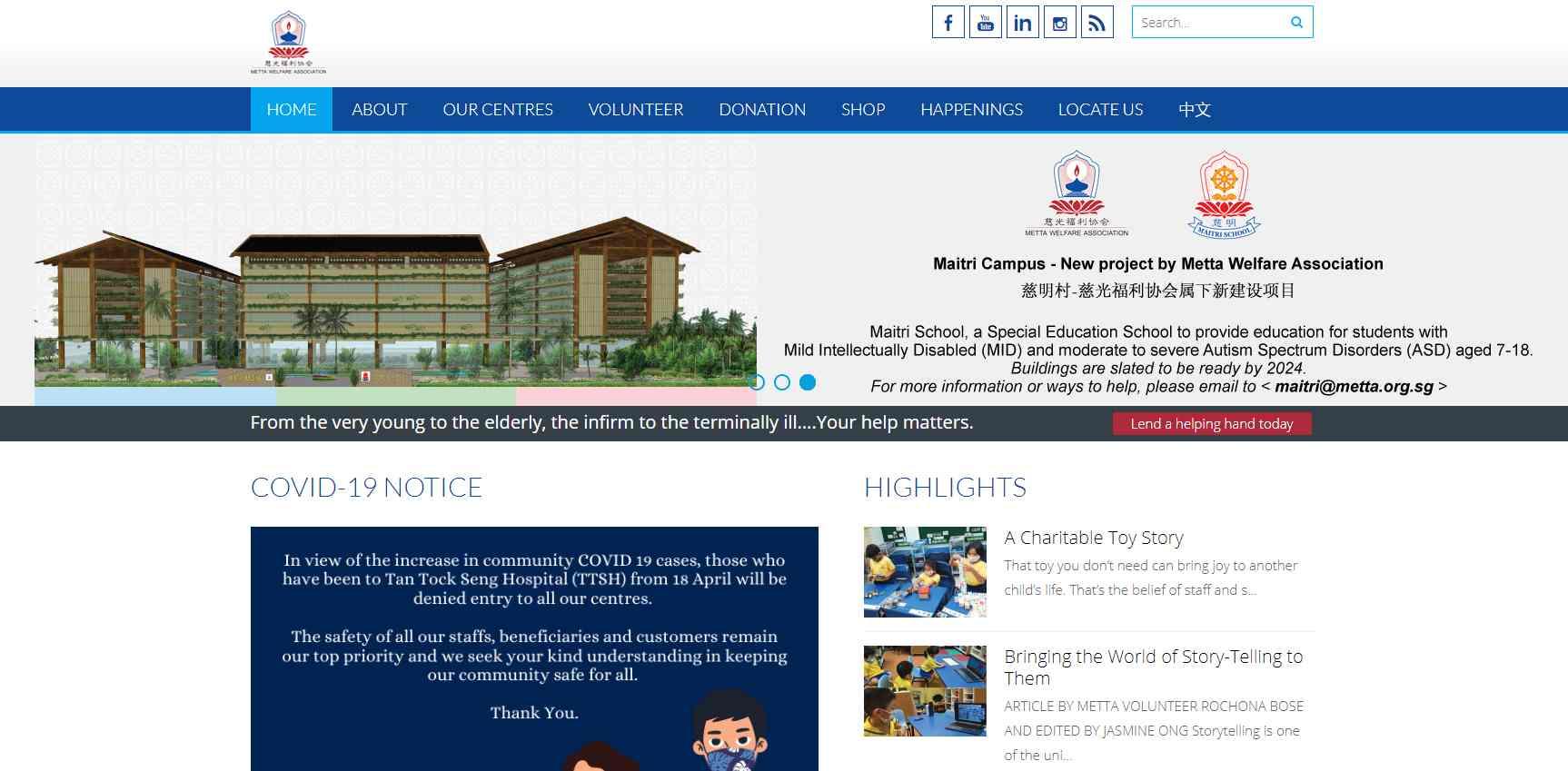 metta Top Hospice Care Services