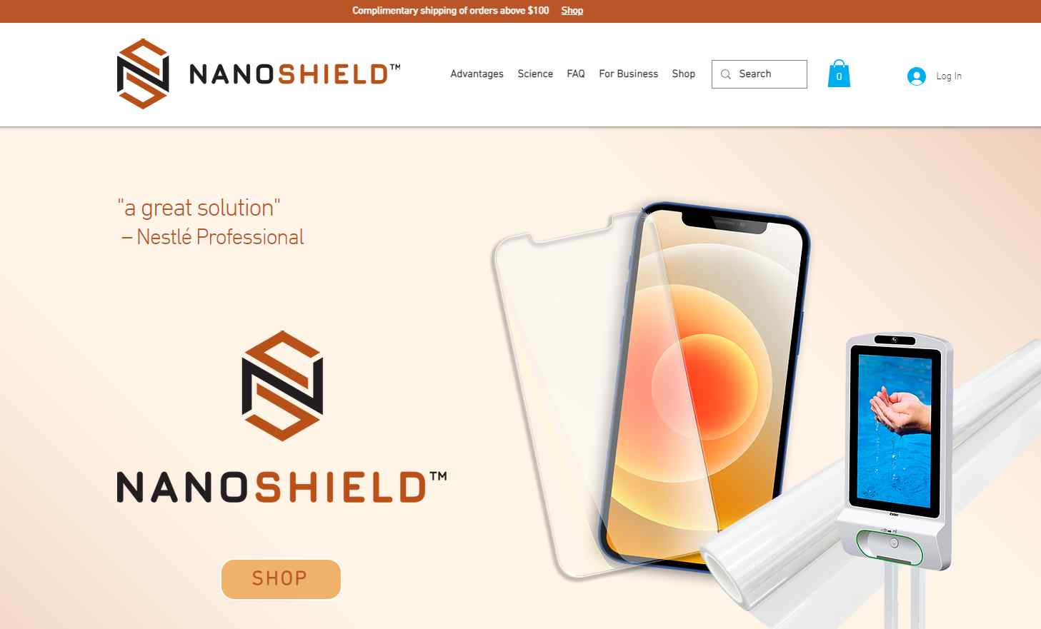 nano shield Top Nanotechnology Service Providers in Singapore