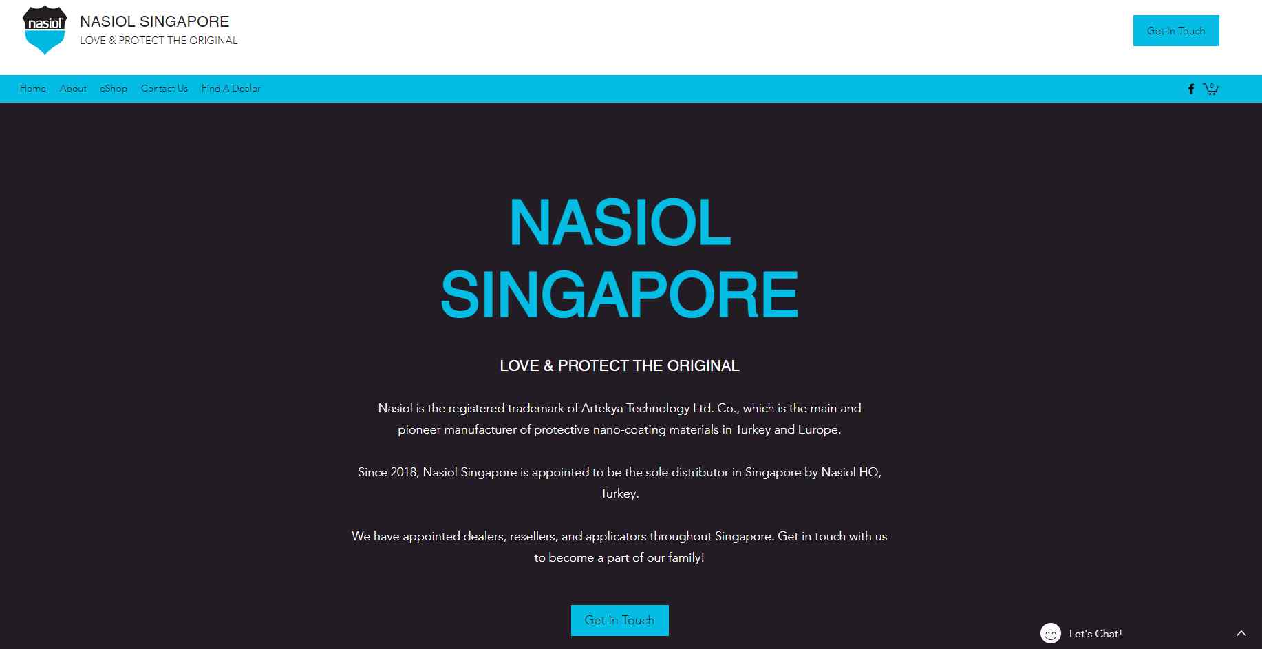 nasiol Top Nanotechnology Service Providers in Singapore