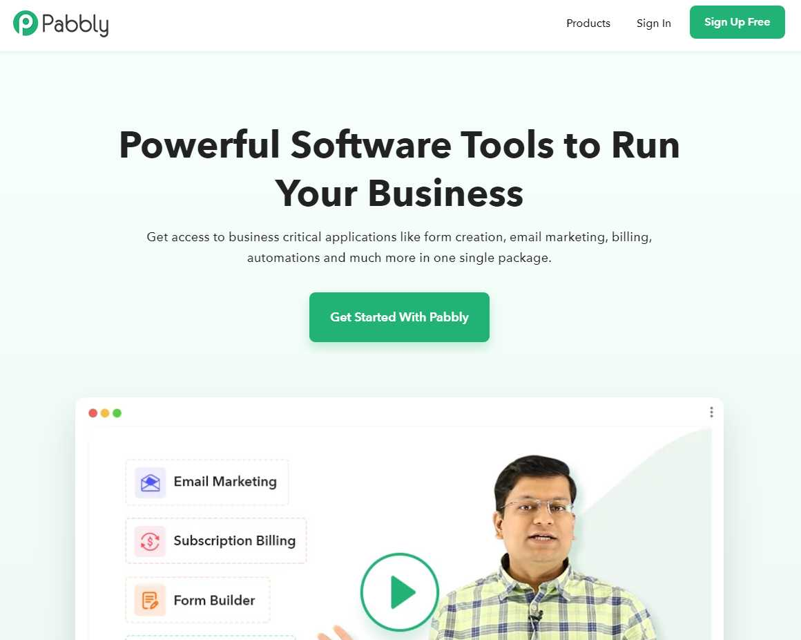 pabbly Top 30 Email Marketing Software
