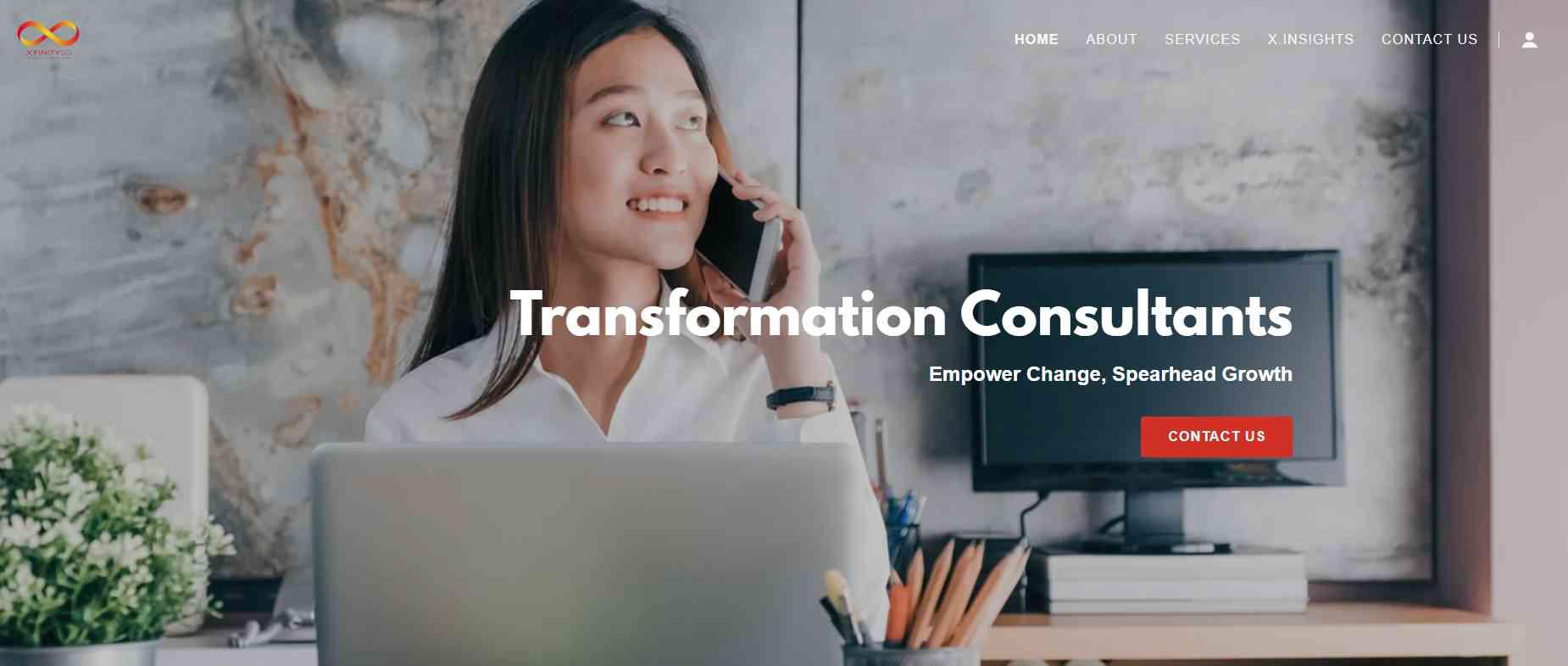 xfinity Top Digital Transformation Service Providers in Singapore