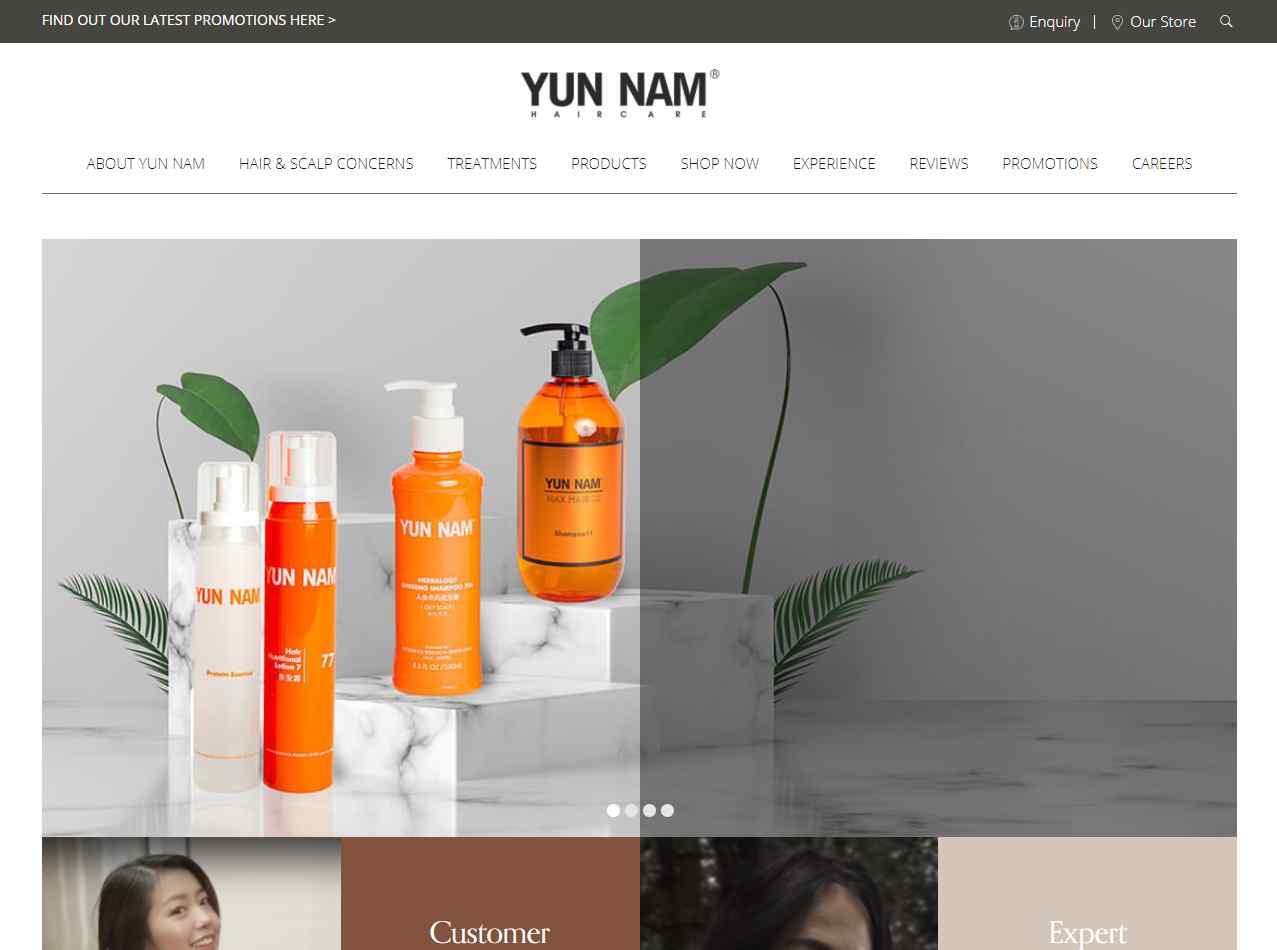 yunna Top Hair Loss Treatment Clinics in Singapore