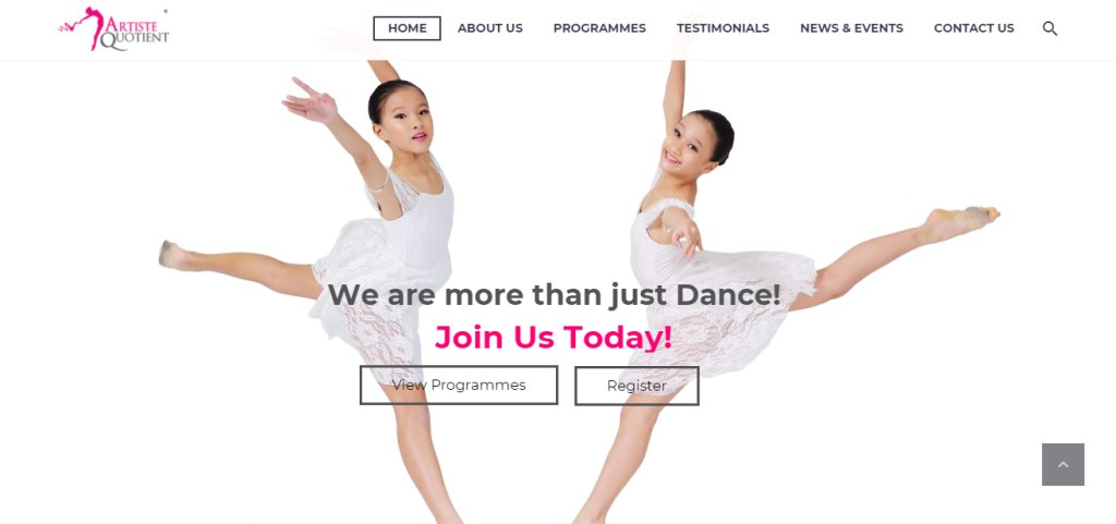 AQ Dance Top Kids Dance Class in Singapore