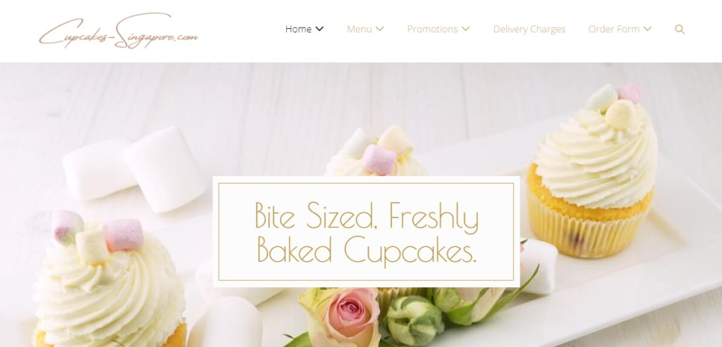 Cupcakes SG Top Cupcake Deliveries in Singapore