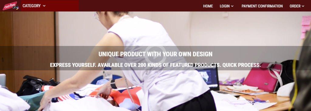 Custom Top T-Shirt Design Stores in Singapore