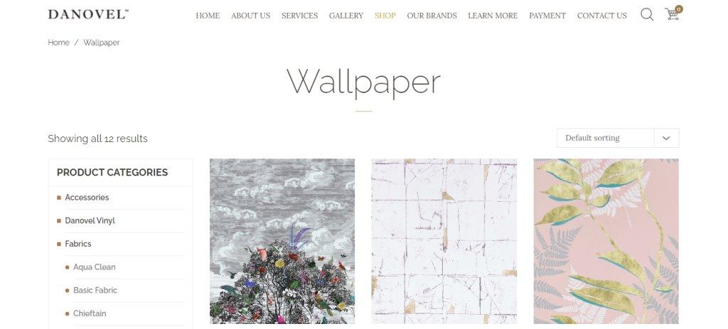 Danovel Top Wallpaper Stores in Singapore