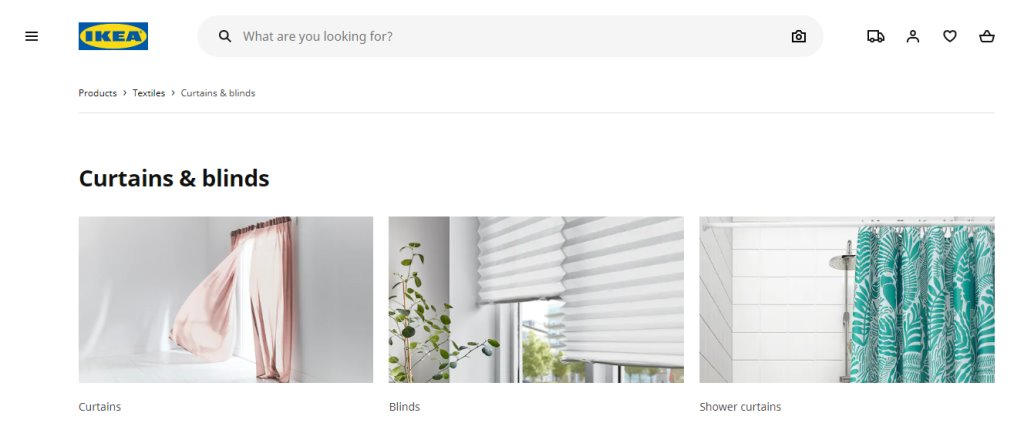Ikea Top Blinds Stores in Singapore
