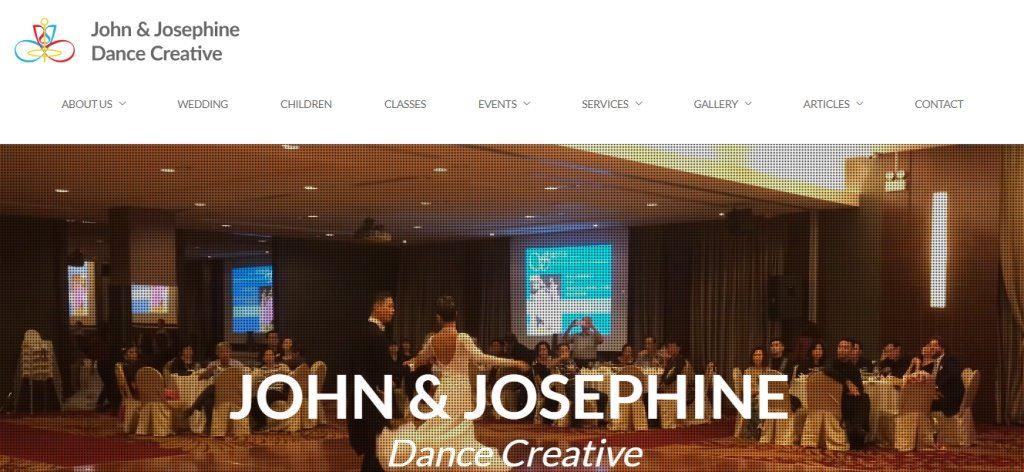 John & Josephine Top Adult Dance Classes in Singapore