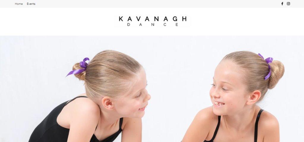 Kavanagh Dance Top Kids Dance Class in Singapore