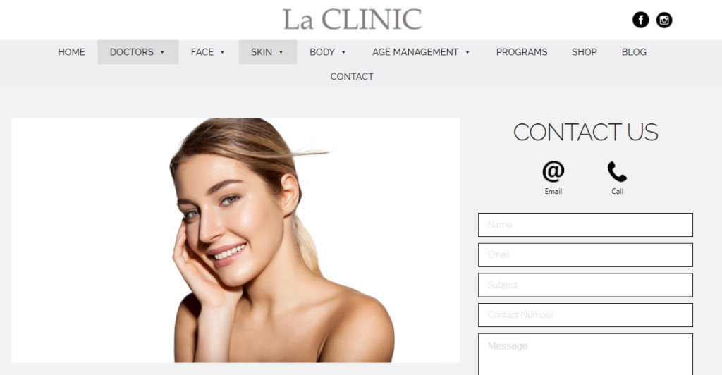 La Clinic Top Skinboosters Clinics in Singapore